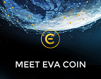 Eva Coin ICO Web design