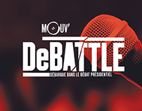 Debattle — Mouv' Radio | 2017