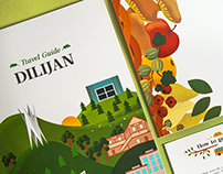 Print Materials for Dilijan Tourist Information Center
