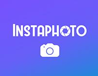 Instaphoto - Mobile App