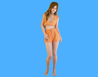 3D Model & Pose