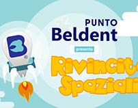 Punto Beldent - Rivincite Spaziali