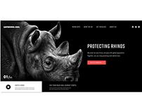Adobe XD Daily Creative Challenge - Crowdfunding Web