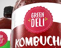 Kombucha - Green Deli