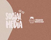 Social Media - O brigadeiro Universitario