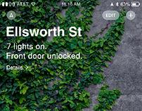 Apple Home App • Redesign