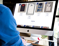 eCommerce Shopify para Camisas Loiz