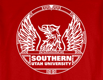 Southern Utah University Parent's Weekend Tshirt Design