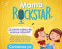 MINI JUEGOS Nestlé CSVS Mamá Rockstar