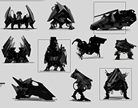 Zenith - early concepts