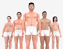 The History of the Ideal Male Body