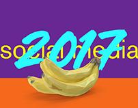 SOCIAL MEDIA 2017   OBA 🍉