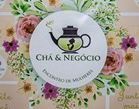 Chá & Negócio - Encontro de Mulheres