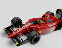 1990 Ferrari 641