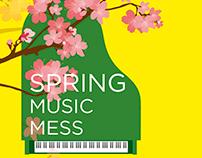 Spring Music Mess