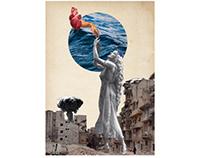 Lucila - Collage digital