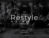Brand identity - Restyle Hair