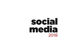 Social Media: 2018