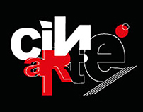 Diseños y Branding para CineArte2017
