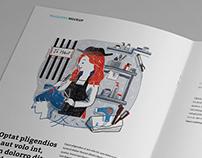 職業探索營特刊邀稿 | Illustration