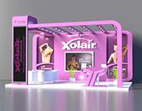 Xolair Booth