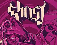 Ghost in Maximus Festival