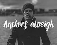 /Anchors aweigh/