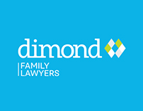 Dimond Family Lawyers / Brand & Web