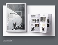 Magazine - Layout and Design