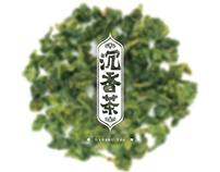 GAHARU TEA_Branding Design / 沉香茶