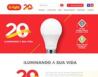 G-light - Novo Site