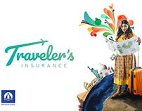 Traveler's Insurance - Logo