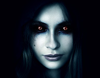 Halloween Eyes Photoshop Actions