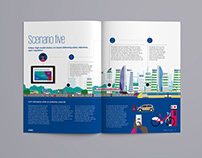 KPMG Various infographics and diagrams
