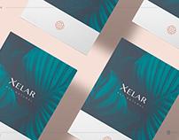 Xelar西楽 Logo Design | Branding