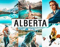 Free Alberta Mobile & Desktop Lightroom Presets