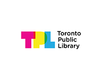 Toronto Public Library Re-Brand