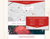 SANBS Website Redesign