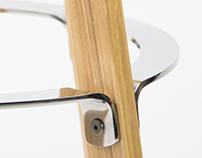 Compass stool
