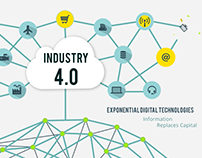 Deloitte Digital - Industry 4.0 | Animation