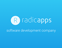 RadicApps web site & Identity