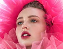 Best Of Beauty Cover Story for Anon Fashion Magazine