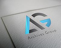 Archives Group Logo Design