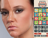 Beauty Retouching Kit (Photoshop Add-on)