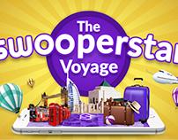 Swoo Voyage live contest show
