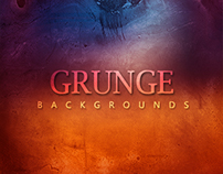 10 Color Subtle Grunge Backgrounds - $4
