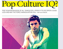 What's Your Pop Culture IQ