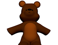 His name was Bear