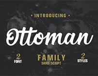 Ottoman Font Duo