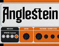 Anglestein Multipurpose font